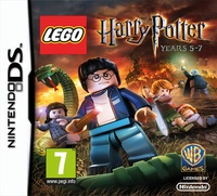 LEGO Harry Potter: Years 5-7 (NDS) - Cover