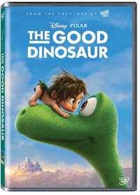 The Good Dinosaur (DVD) - Cover