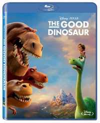 The Good Dinosaur (Blu-ray) - Cover