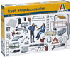 Italeri - 1/24 - Truck Shop Accessories