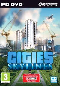 Cities: Skylines (PC) - Cover