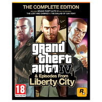 Grand Theft Auto IV: Complete Edition (PC) - Cover