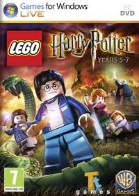 LEGO Harry Potter: Years 5 - 7 (PC) - Cover