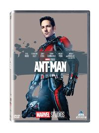 Ant-Man (DVD) - Cover