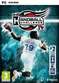 IHF Handball Challenge 14 (PC) - Cover