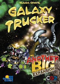 Galaxy Trucker - Another Big Expansion (Board Game) - Cover