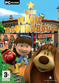 The Magic Roundabout (PC) - Cover