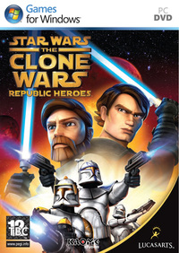 Star Wars The Clone Wars: Republic Heroes (PC) - Cover