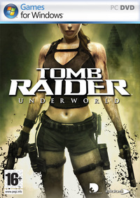 Tomb Raider: Underworld (PC) - Cover