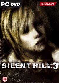 Silent Hill 3 (PC) - Cover