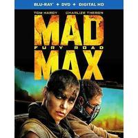 Mad Max:Fury Road (Region A Blu-ray)