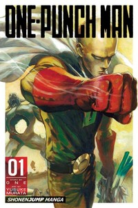 One-Punch Man, Vol. 1 - One (Paperback) - Cover