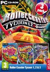 Rollercoaster Tycoon 1+2+3 pack (PC)
