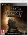 Game of Thrones - Season 1 (PS3) Cover