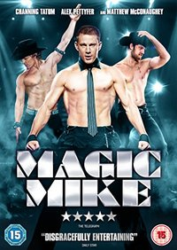 Magic Mike (DVD) - Cover