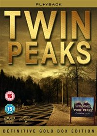 Twin Peaks: Collection (DVD) - Cover