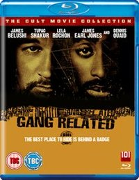 Gang Related (Blu-ray) - Cover