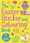 Easter Sticker and Colouring Book - Tracy Cottingham (Paperback)