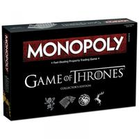 Monopoly - Game of Thrones (Board Game)