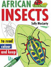 African Insects - Sally MacLarty (Paperback)