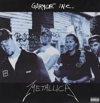 Metallica - Garage Inc (Vinyl) - Cover