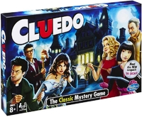 Cluedo: The Classic Mystery Game (Board Game) - Cover