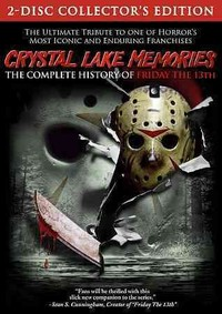 Crystal Lake Memories: Complete History of Friday (Region 1 DVD) - Cover