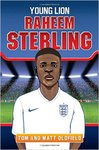 Raheem Sterling - Tom Oldfield (Paperback) Cover