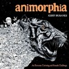 Animorphia Adult Coloring Book - Kerby Rosanes (Paperback)