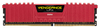 Corsair Vengeance LPX 8GB DDR4 2133MHz XMP 2.0 Memory - Red (Kit of 2)
