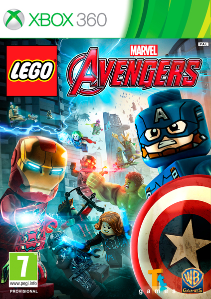 LEGO Marvel Avengers (Xbox 360) - Video Games Online | Raru