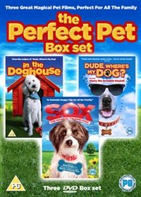 Perfect Pet Collection (DVD) - Cover