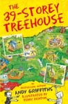 39-Storey Treehouse - Andy Griffiths (Paperback)