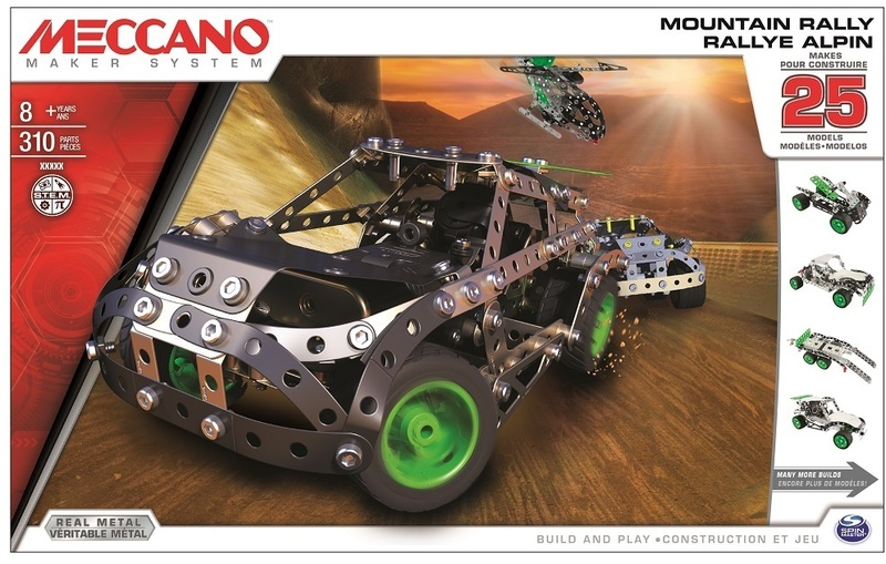 Meccano - Multi Model ...