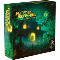 Betrayal at House on the Hill: 2nd Edition (Board Game)