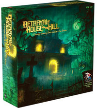 Betrayal at House on the Hill: 2nd Edition (Board Game) - Cover