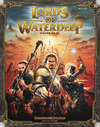 Dungeons & Dragons - Lords of Waterdeep (Board Game) Cover