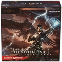 Dungeons & Dragons - Temple of Elemental Evil (Board Game) - Cover