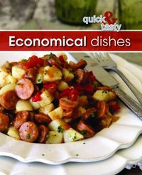 Quick And Tasty 4: Economical Dishes (Paperback) - Cover