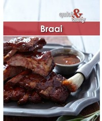 Quick And Tasty 2: Braai recipes - Hendri Warricker (Paperback) - Cover
