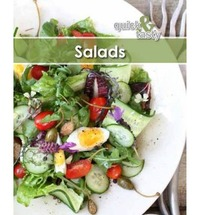 Quick And Tasty 2: Salads - Hendri Warricker (Paperback) - Cover