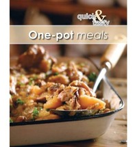 Quick And Tasty 3: One-Pot Meals - Hendri Warricker (Paperback) - Cover