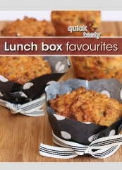 Quick And Tasty 4: Lunch Box Favourites - Hendri Warricker (Paperback) - Cover