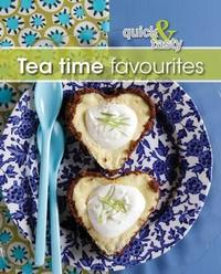 Quick And Tasty 4: Tea Time Favourites - Hendri Warricker (Paperback) - Cover