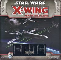 Star Wars: X-Wing Miniatures Game - Core Set (Miniatures) - Cover