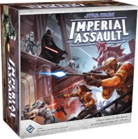 Star Wars: Imperial Assault - Core Set (Board Game) - Cover