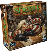 Sheriff of Nottingham (Card Game) - Cover