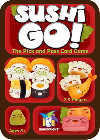 Sushi Go! (Card Game) - Cover