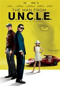 Man from U.N.C.L.E. (DVD) - Cover