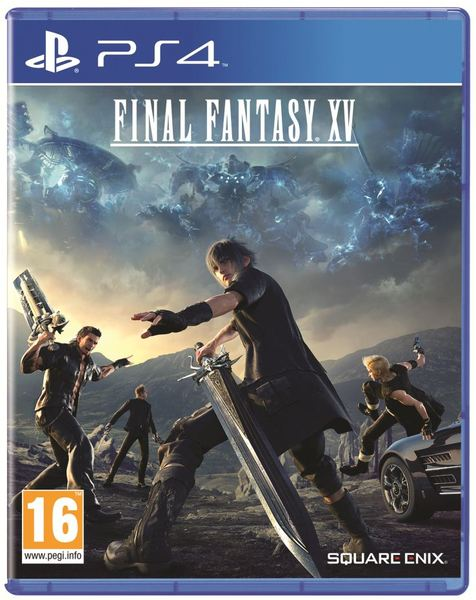 Limited Deluxe Edition Final Fantasy XV PS4 Bundle ...